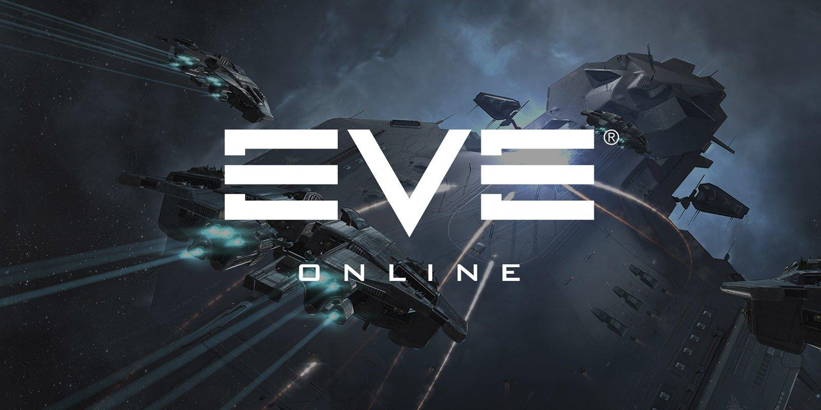 """Un joueur a mis 10 ans pour explorer l'entièreté du jeu """"EVE Online"""" ! By Korben EVE-Online-Logo"""