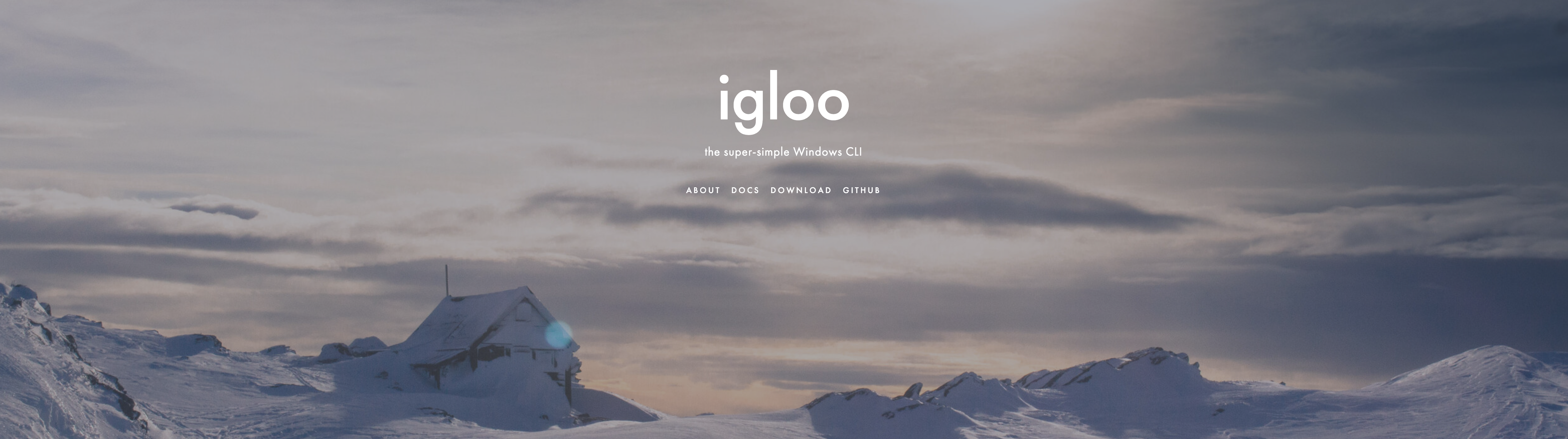 Igloo – Pour permettre aux Administrateurs Système de gérer Windows en ligne de commande