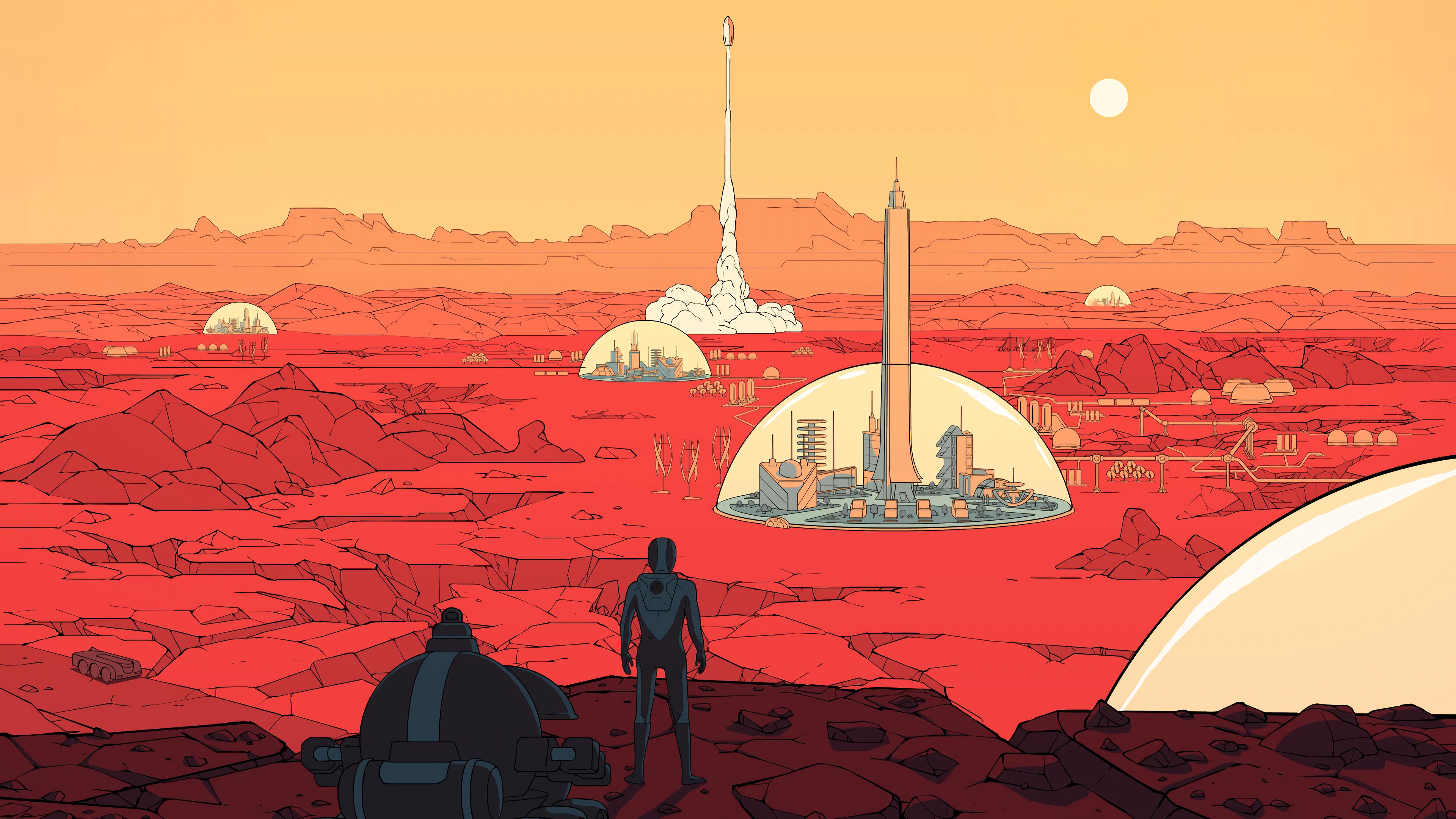 Surviving Mars en téléchargement gratuit