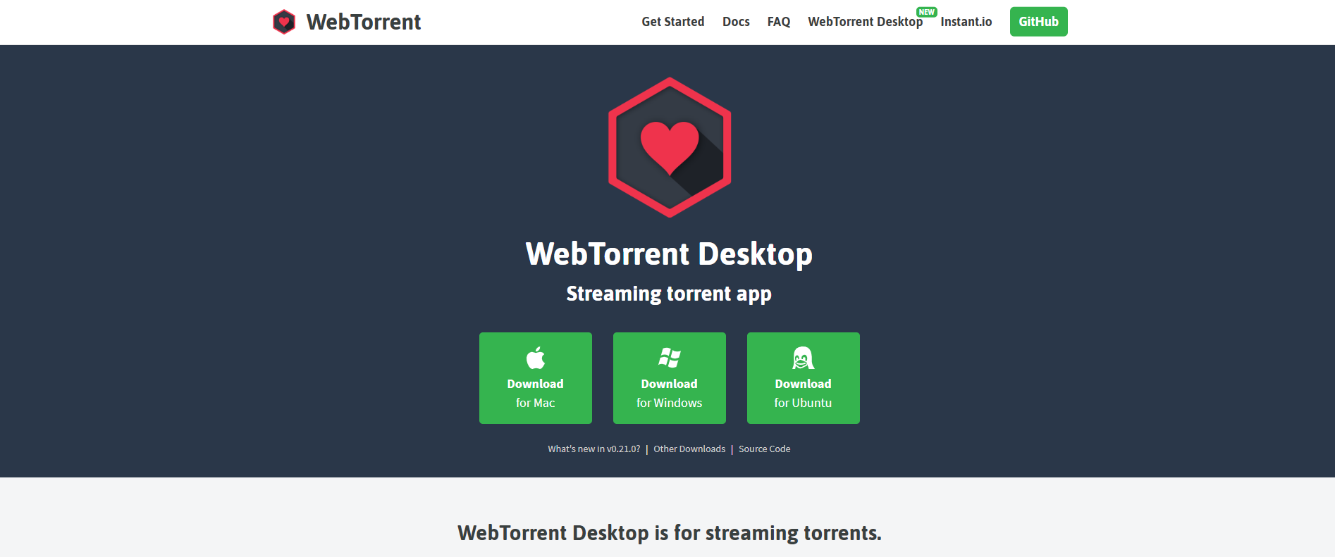 WebTorrent ou le streaming via torrent
