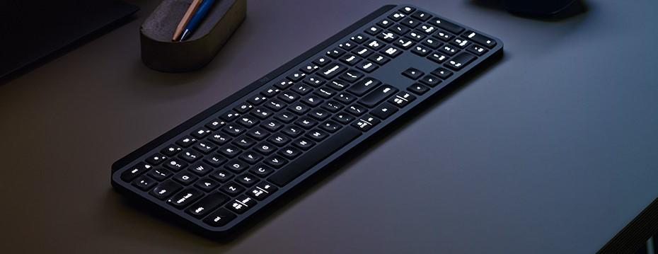 Clavier MX Keys de Logitech pour les codeurs