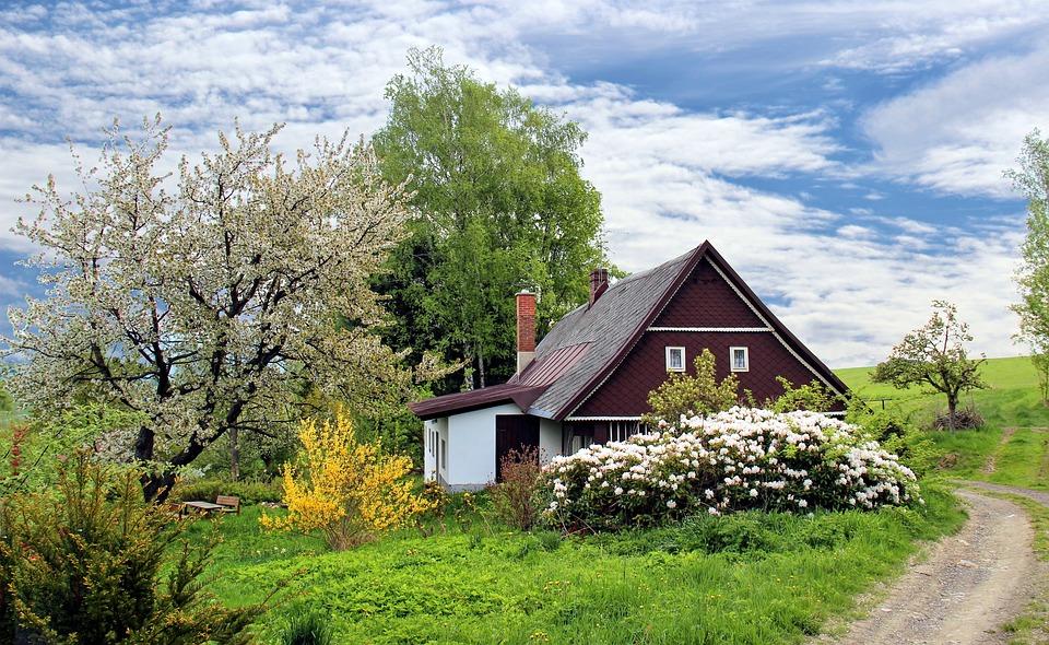 Maison autonome et écologique DIY