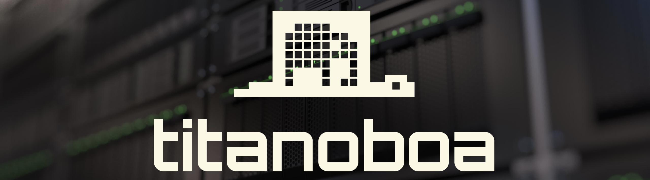 Titanoboa – Le clone open source de Zapier / IFTTT