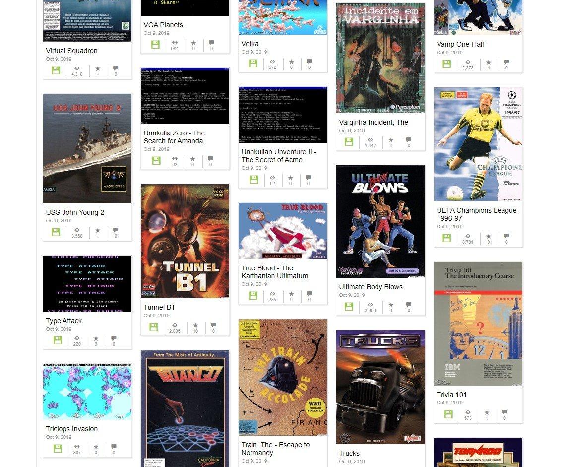 Jouez gratuitement à plus de 2500 jeux MS-DOS dans votre navigateur