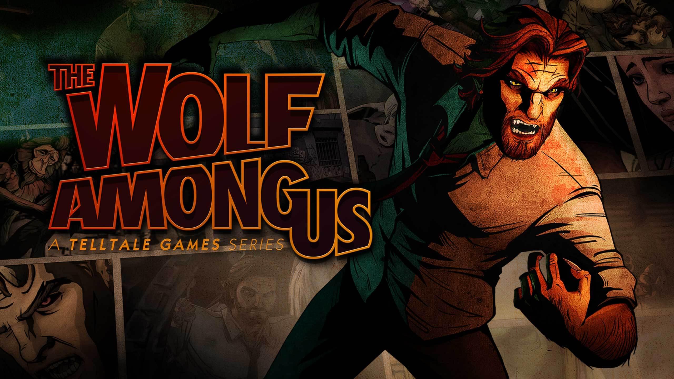 The Wolf Among Us en téléchargement gratuit