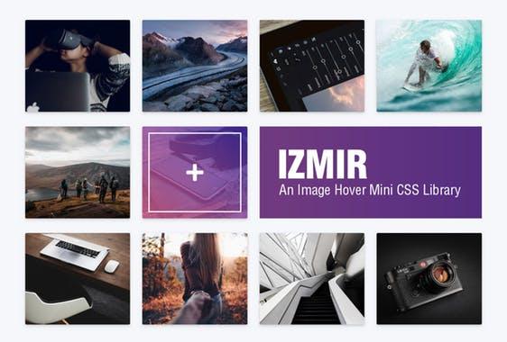 Izmir, créer des effets de transitions en CSS