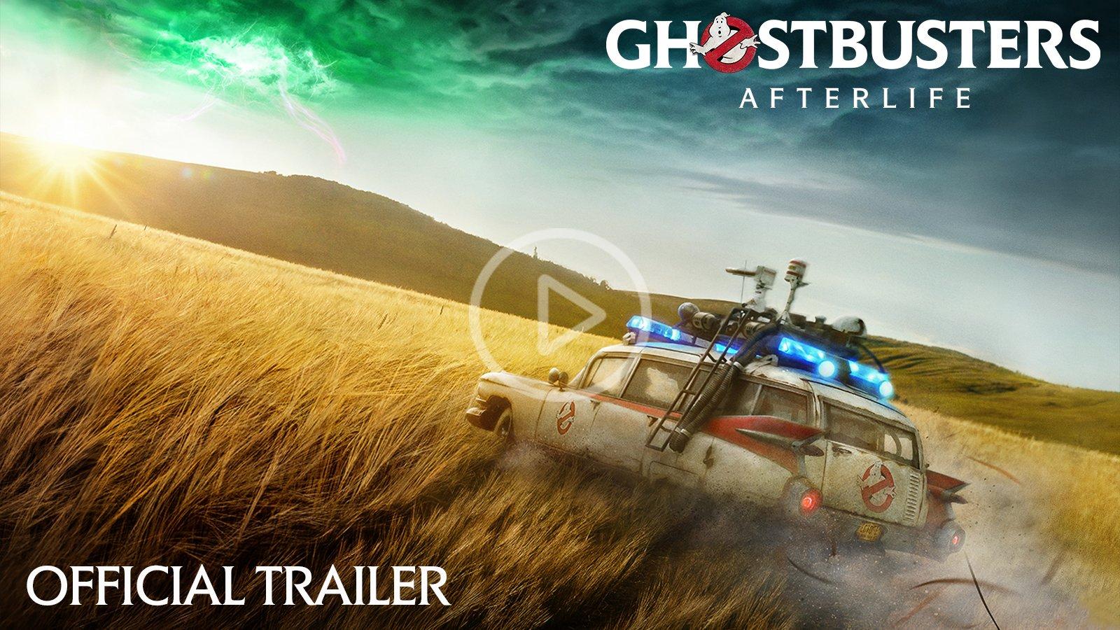 Ghostbusters l'héritage, la bande annonce !