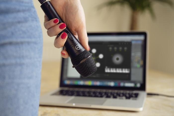 Transformer sa voix en notes de musique avec Dubler de Vochlea