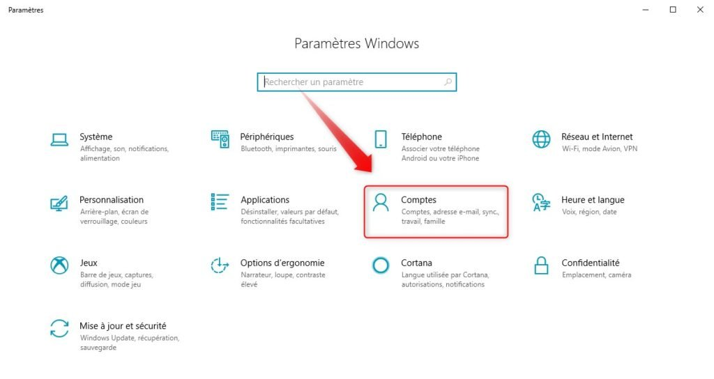 Windows 10 verrouiller son pc