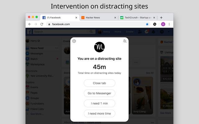 Motion pour bloquer des sites web