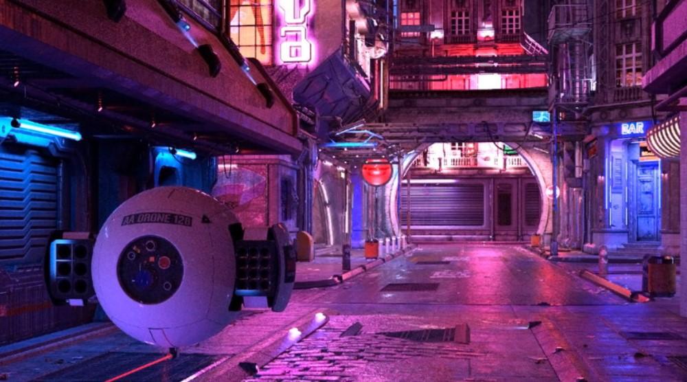 Lost in Cyberpunk, une histoire sur netstory.io
