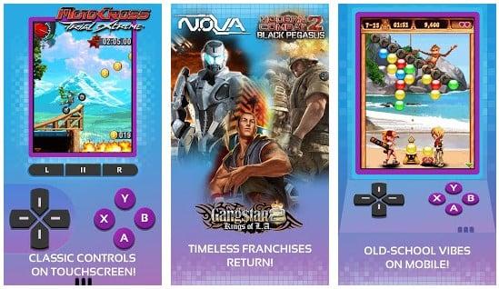Gameloft Classics : 20 years application