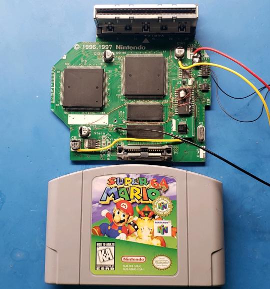 N64 SP – La Nintendo 64 portable
