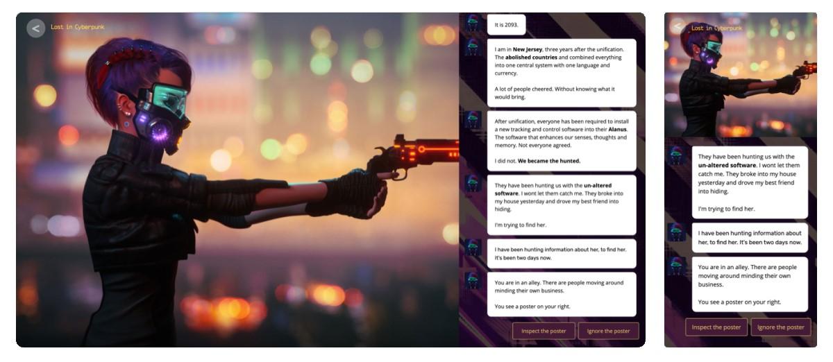 Découvrez un monde d'histoires interactives avec Netstory #découverte