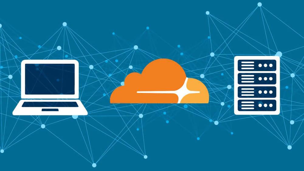 Test de débit Internet avec Cloudflare