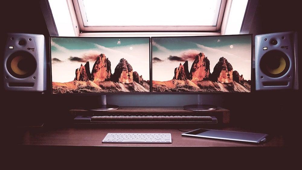 Comment utiliser un fond d'écran unique sur plusieurs écrans ?
