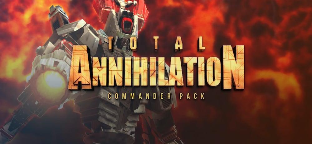 Total Annihilation en téléchargement gratuit