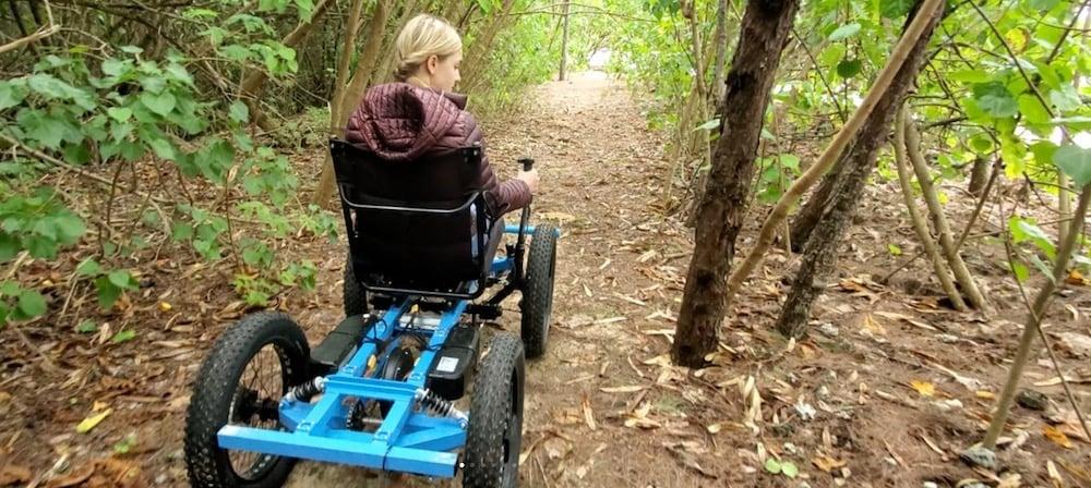 Ceci n'est pas un fauteuil roulant