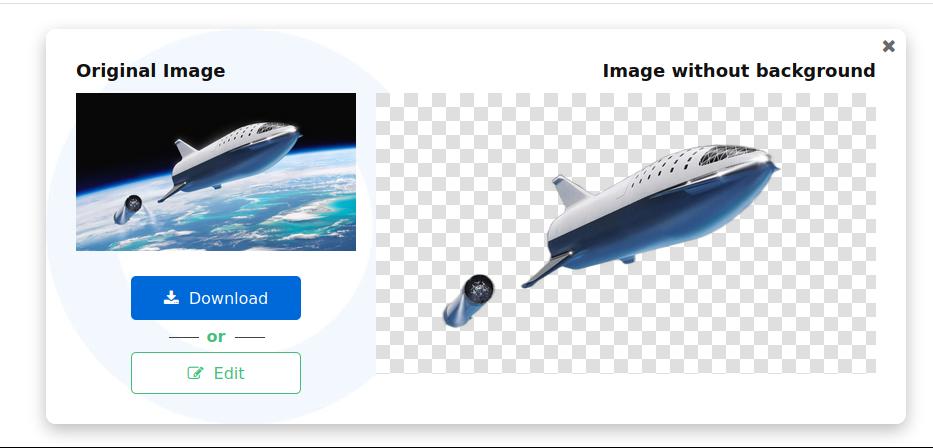 navette spaceX