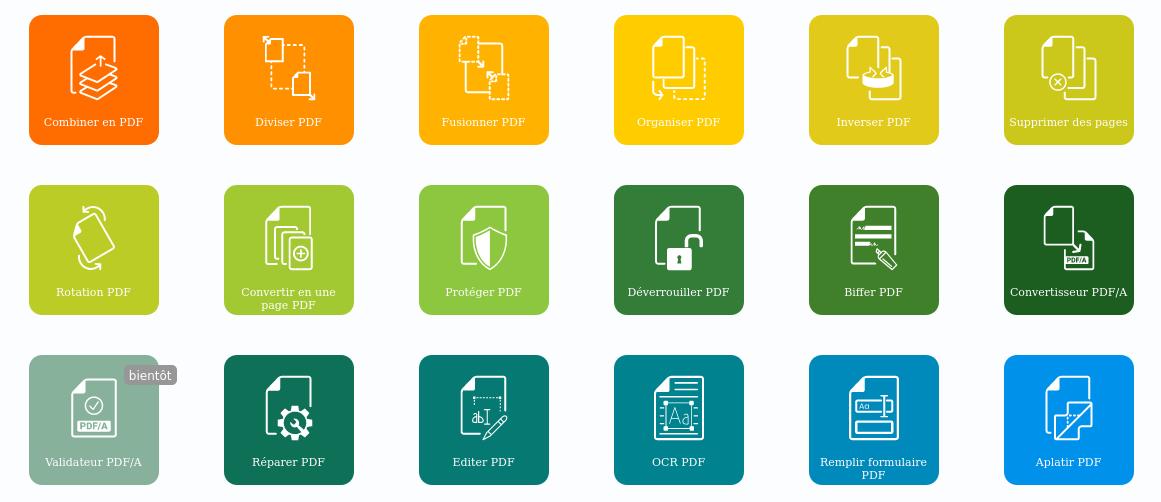 PDF – 2 boites à outils ultimes