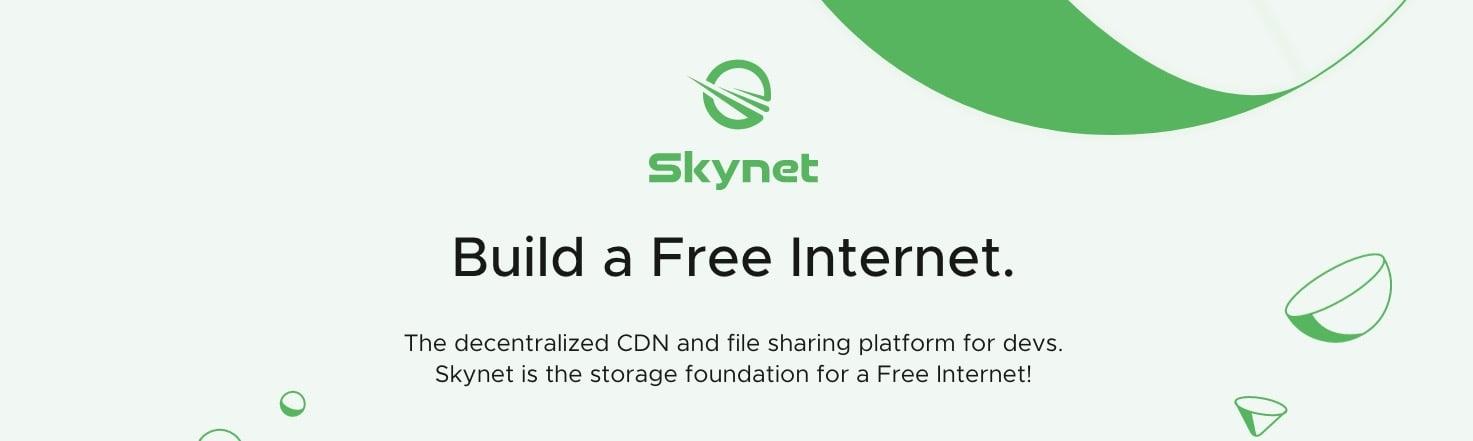 Skynet – Du CDN décentralisé sur le réseau SIA