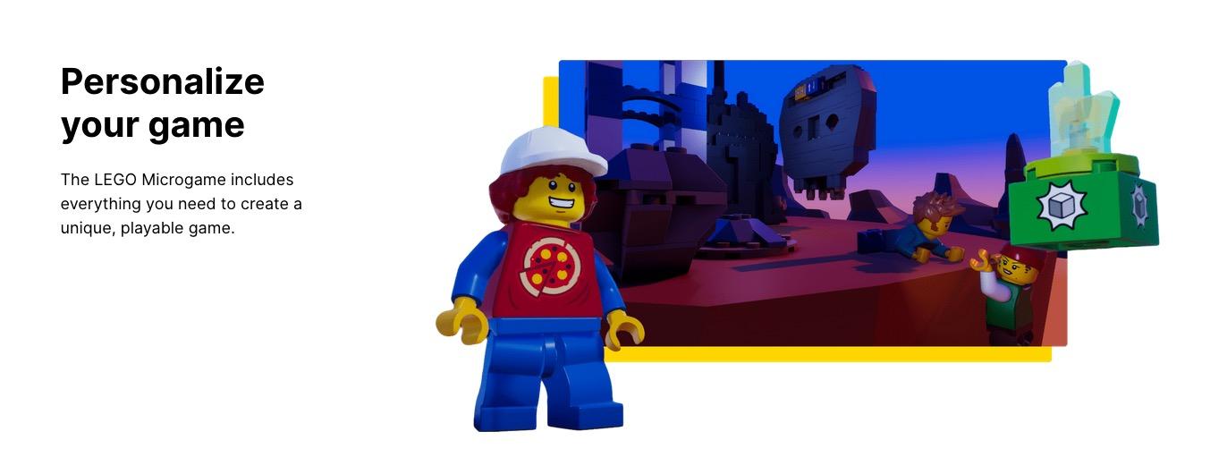 Créez votre propre jeu LEGO avec Unity 3D
