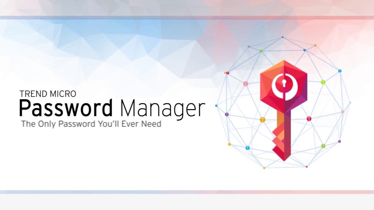 Trend Micro Password Manager, le gestionnaire de mots de passe du célèbre antivirus – Korben