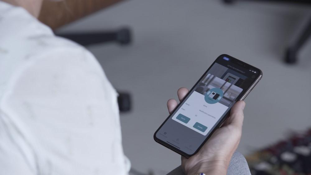 L'application mobile pour IPEOS Atlantic's