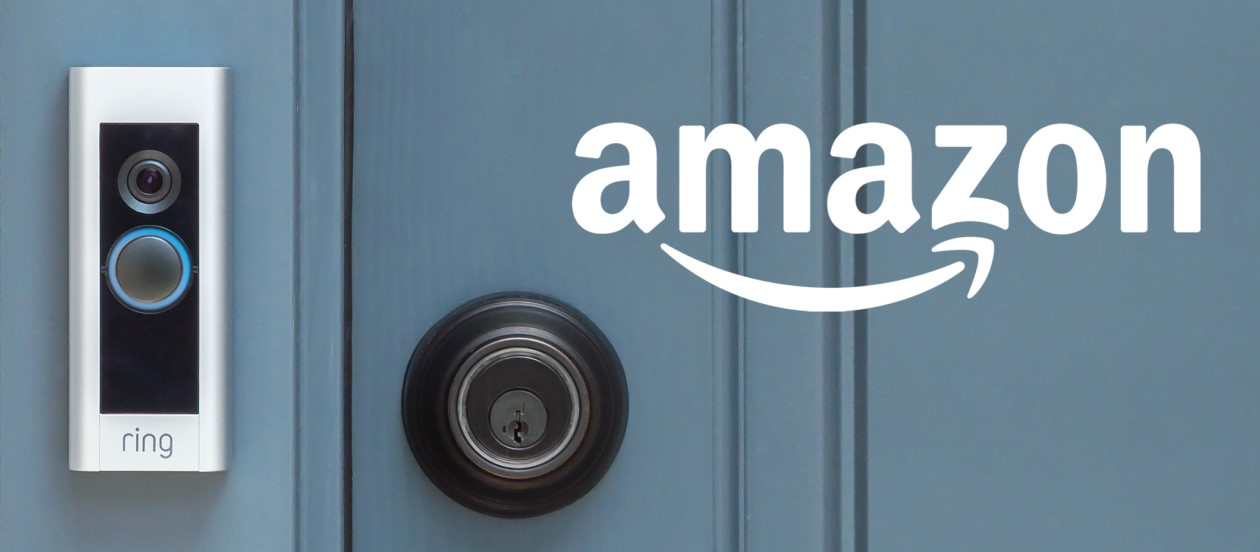 Amazon Ring Dans la Sauce