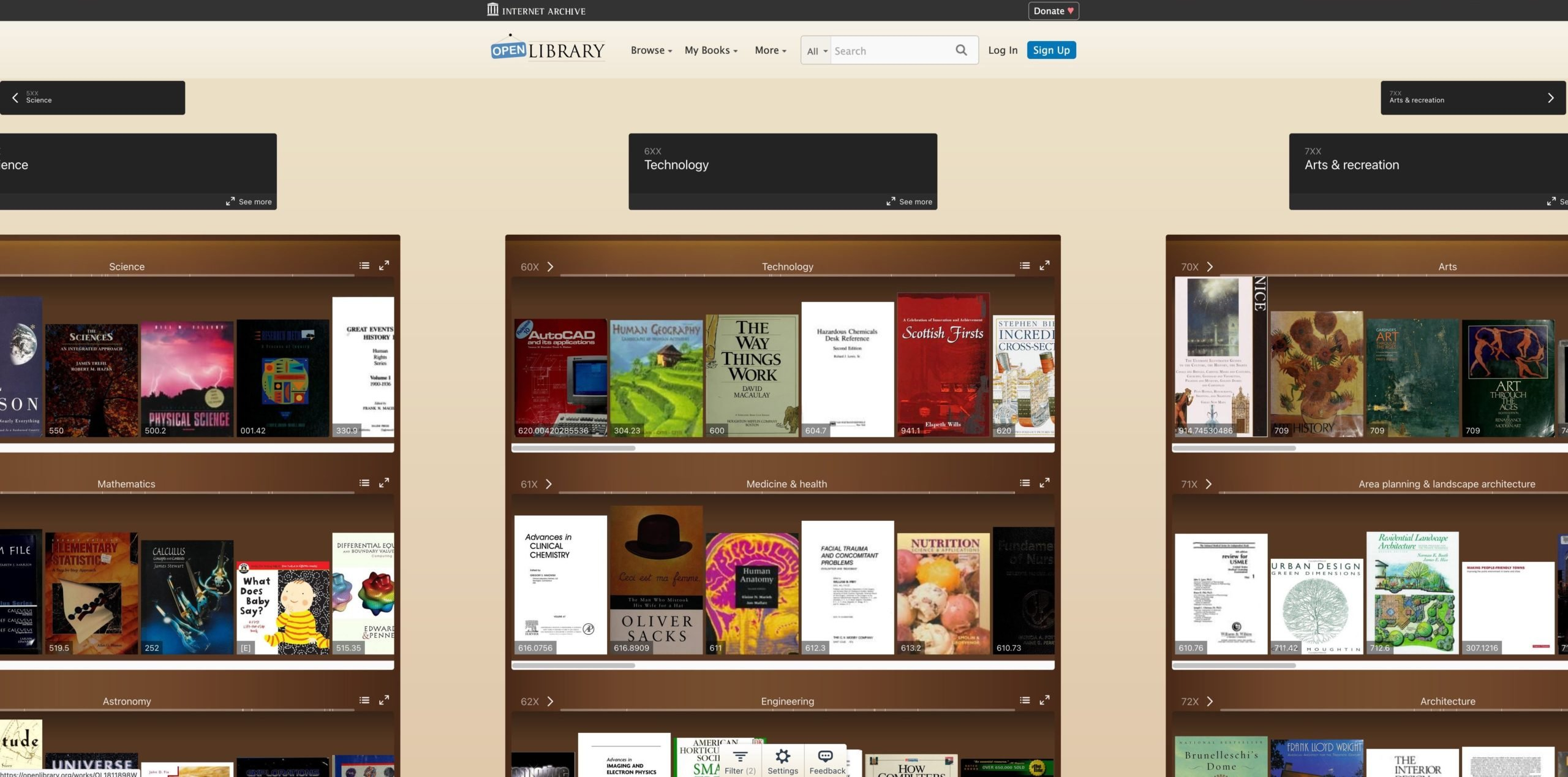 Open Library – Emprunter des livres gratuitement