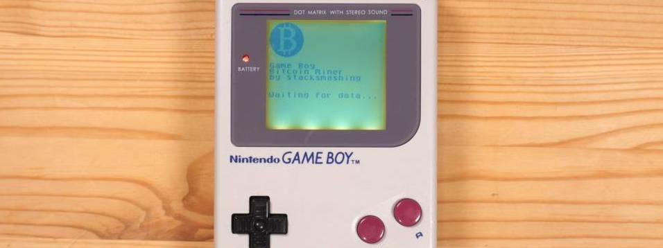 Comment miner du Bitcoin avec une Game Boy ? – Korben