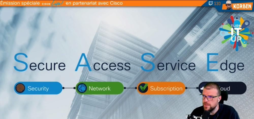 L'offre SASE - Secure Access Service Edge