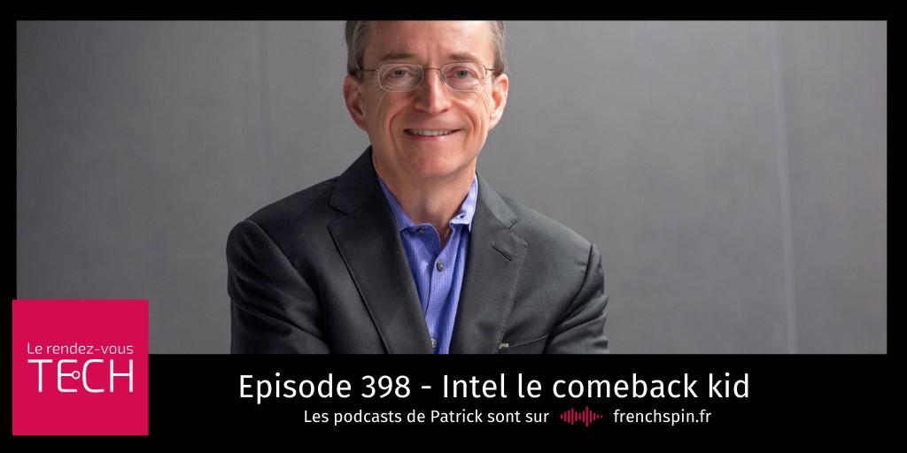 Episode 398 du Rendez-Vous Tech