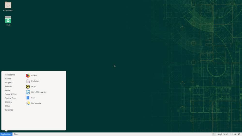 bureau openSUSE