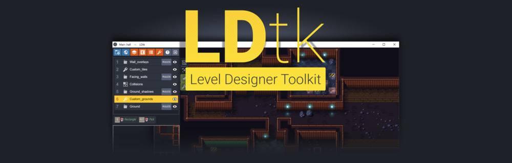 Un éditeur de niveaux 2D gratuit pour les concepteurs de jeux vidéos – Korben