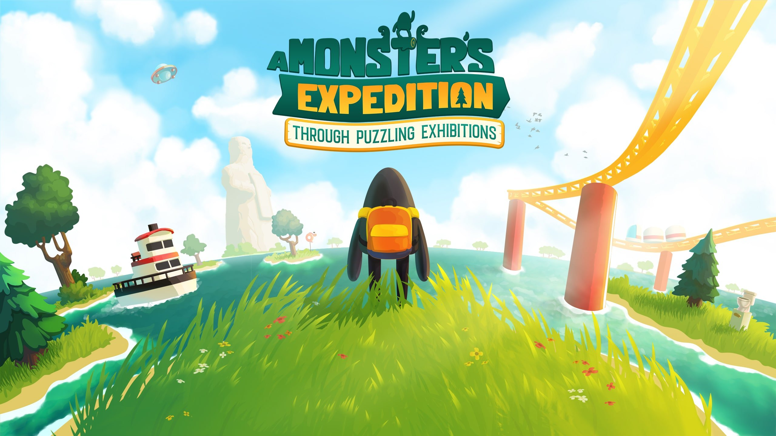 A Monster's Expedition – Korben