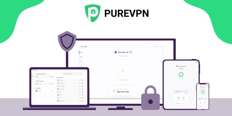 PureVPN pour accéder au catalogue Netflix US